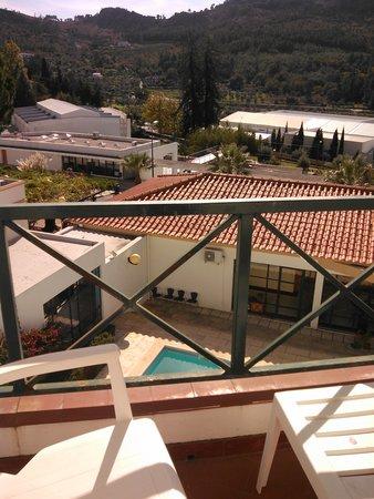 Hotel Castelo de Vide: vista da varanda