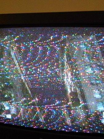 Motel 6 King City: Tv screen