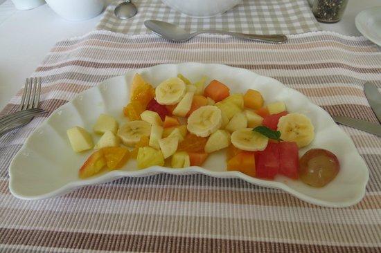 Lalaria : Ontbijt