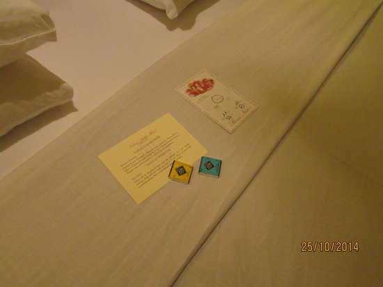 Victoria Palace: room amenities