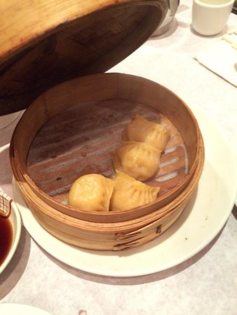 Steamed pork dumplings picture of 456 shanghai cuisine for 456 shanghai cuisine