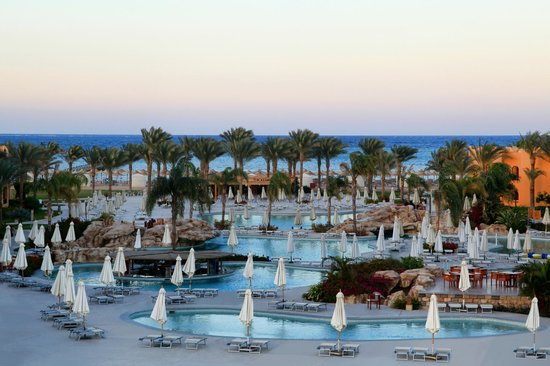 Stella Di Mare Beach Resort & Spa Makadi Bay: View