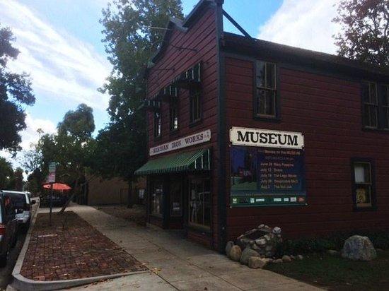 Bistro De La Gare : Local Museum Next to the Bistro