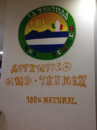 La tortilla Tex Mex