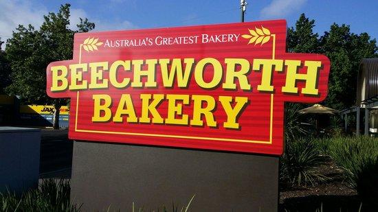 Beechworth Bakery: Best breakfast ever. Excellent customer service. A must stop when visting bendigo