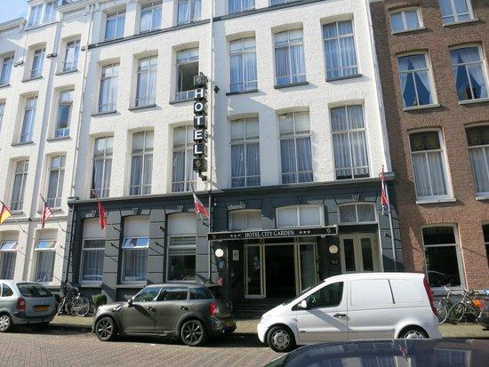 Hotel Picture Of Hotel City Garden Amsterdam Amsterdam