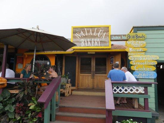 Waialua Bakery: エントランス