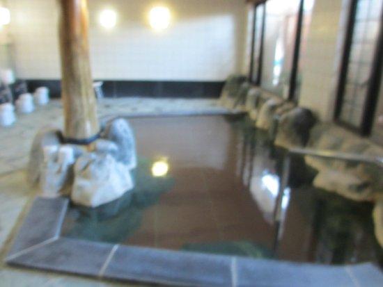 Hotel Green Plaza Hakone : onsen