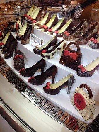 La Rinascente: Chocolat