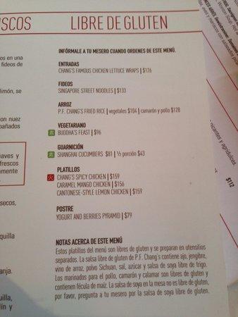 Pf Changs Mexico City Av Popocatepetl 546 Xoco Restaurant