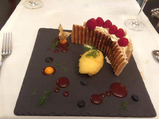 SANA Silver Coast Hotel: Dessert
