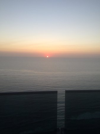 Peppers Soul Surfers Paradise: Best place to see the sunrise!