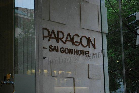 Paragon Saigon Hotel: New Name