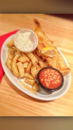 Jack Mcphee: The once nice fish & chips