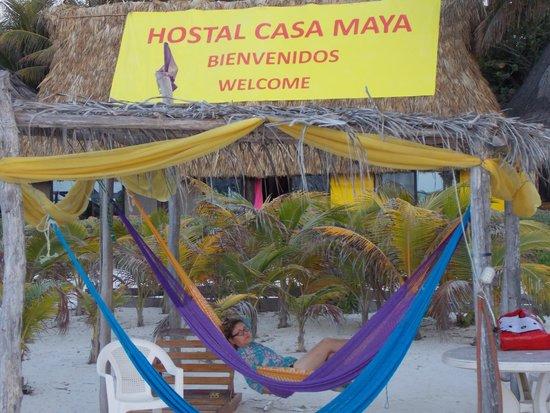 Casa Maya Holbox: EL HOSTAL