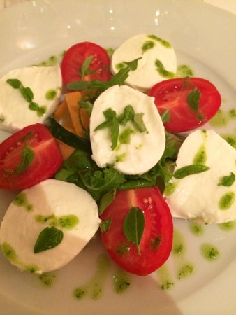 Fontanarosa: Tomate et mozarella (Divin)