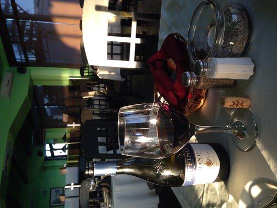 Mare Blu : Ruffino Chianti Wine