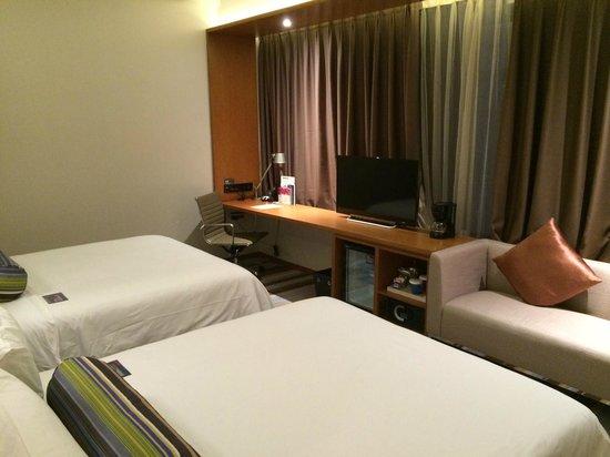 Aloft Dalian: 部屋