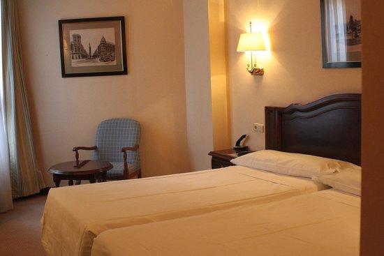 Hotel Abando: camera n.501