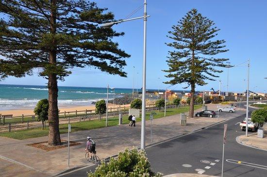 Beachfront Voyager Motor Inn : Great view of the ocean
