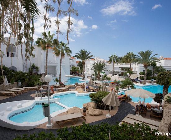 Lagos de Fañabe Resort, hoteles en Tenerife