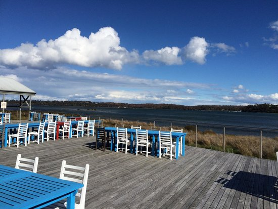 Tidal Waters Resort : Amazing views