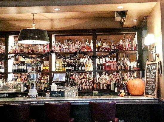 Brasserie Cognac : The bar