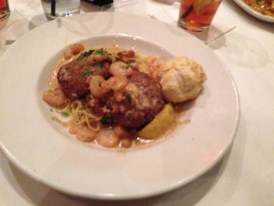 Copeland's Cheesecake Bistro: This is what we waited an hour for! Really!!! ��