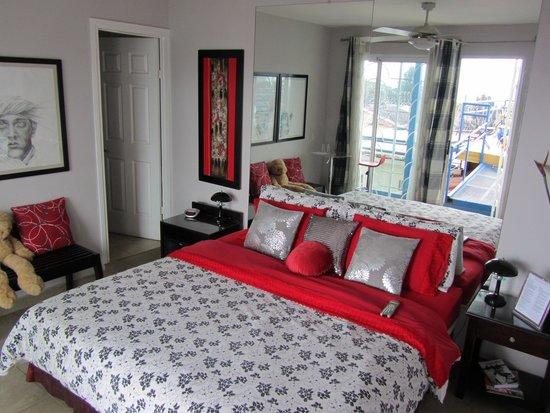 Hotel Casa 69: King Room