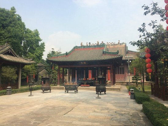 South Sea God Temple: another from main entrance