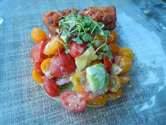 The Ritz Carlton Cafe 4750: Florida Tomato Salad