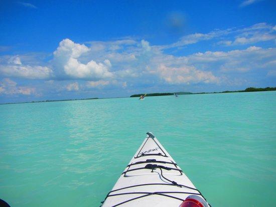 Barrie, Kanada: Beautiful tourquoise water