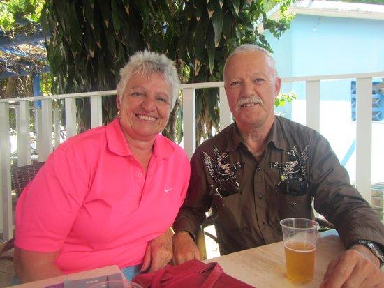 Barrie, Canada: Al & Pat