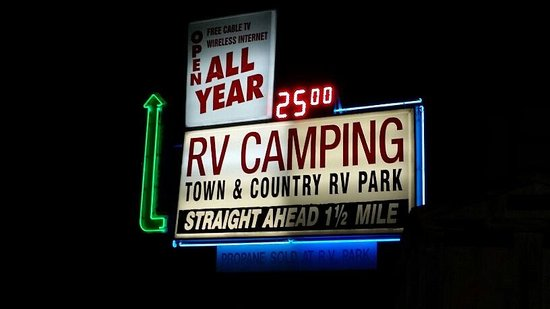 Town & Country RV Resort