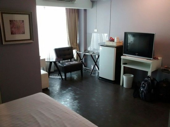 Lilac Relax-Residence : Spacious double room