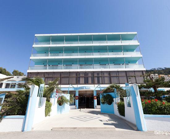 Belair Beach Hotel Rhodes Tripadvisor