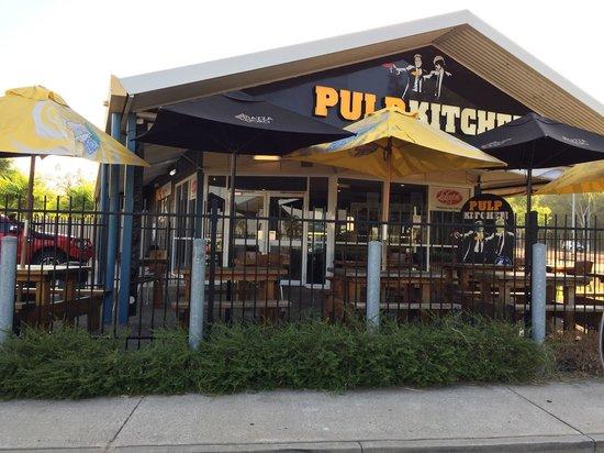 Pulp Kitchen: Front