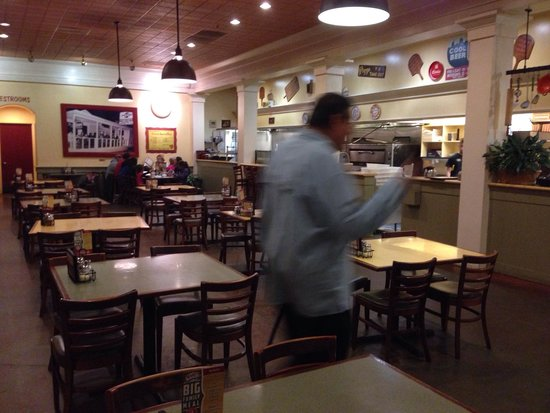Dining Area Mary S Pizza Shack Dixon Ca