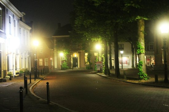 Hotel Abcoude: Тихая улица 23-00