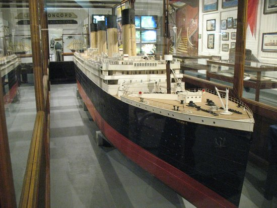 Titanic Picture Of Marine Museum Fall River Tripadvisor