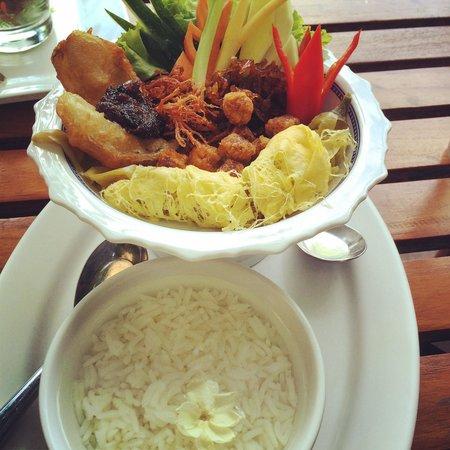 Khaomao-Khaofang Restaurant : ข้าวแช่