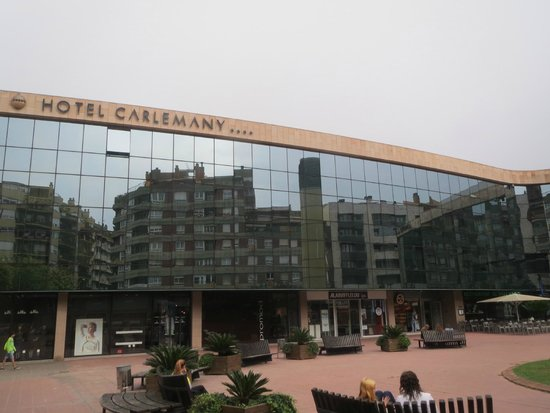 Hotel Carlemany: Lasihotelli