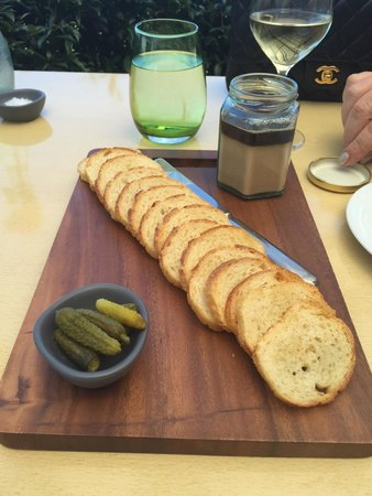 Emerson's Cafe & Restaurant: Duck liver pate