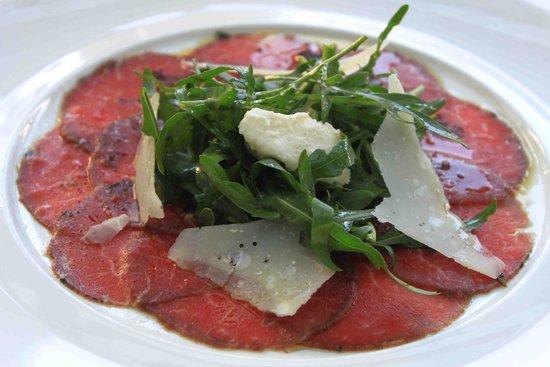 Felicita Restaurant: Beef Carpaccio