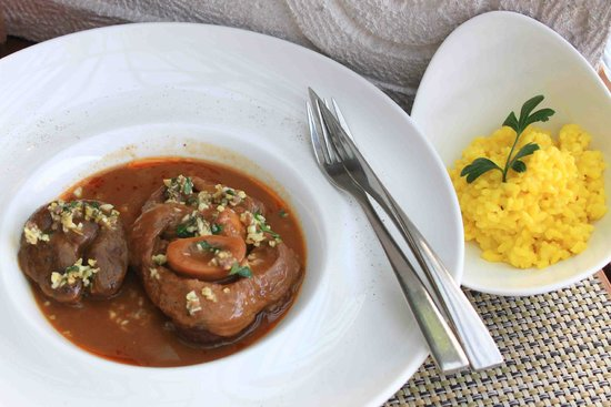 Felicita Restaurant: Osso Buco