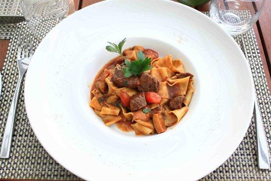 Felicita Restaurant: Beef Parpadelle
