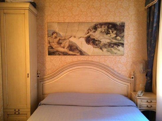 Hotel Ca' Formenta: kitch mais pas trop chargé