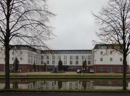 Park Inn by Radisson Papenburg: The Hotel