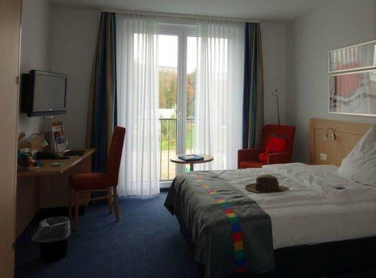 Park Inn by Radisson Papenburg: Bedroom