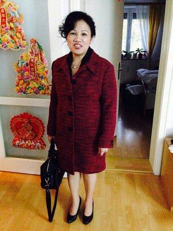 Bophut, Tailândia: pure wool overcoat